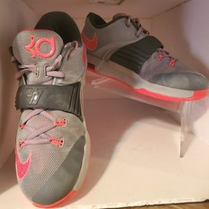 """Nike Shoes - Nike KD VII """"Calm Before the Storm"""" 7 Grey 7y"""